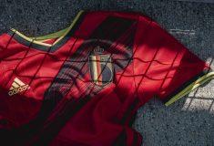 Image de l'article La Belgique et adidas présentent les maillots de l'Euro 2020
