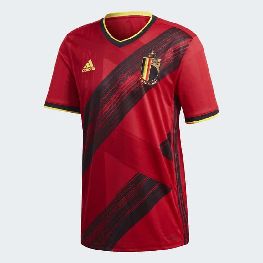 maillot-domicile-belgique-euro-2020-adidas-