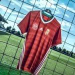 adidas dévoile les maillots de la Hongrie pour l'Euro 2020