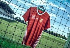 Image de l'article adidas dévoile les maillots de la Hongrie pour l'Euro 2020