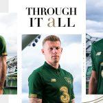 L'Irlande et New Balance dévoilent les maillots pour 2020