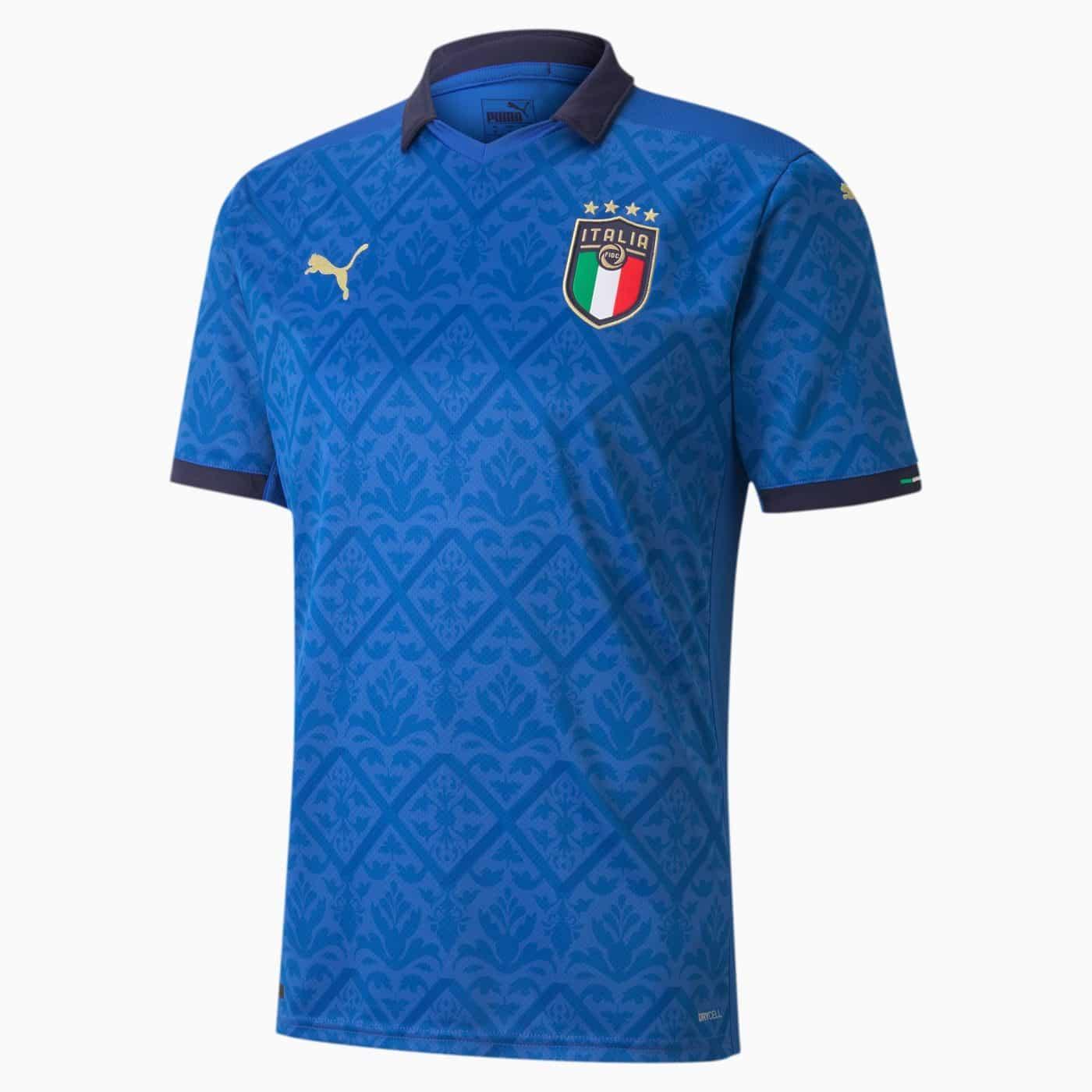 Maillot domicile Italie Euro 2020 PUMA