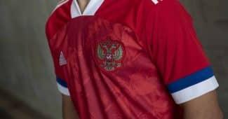 Image de l'article Pourquoi la Russie refuse de porter le nouveau maillot imaginé par adidas?