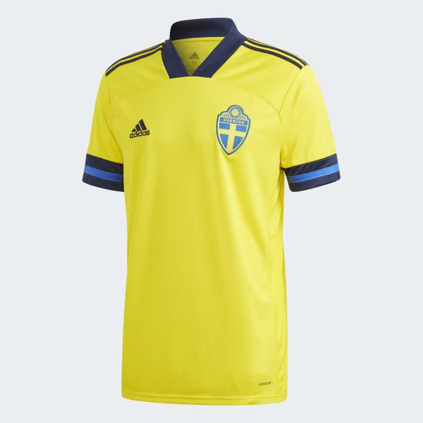 maillot-domicile-suede-euro-2020-adidas-