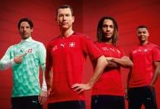 Image de l'article Les maillots de la Suisse pour l'Euro 2020 présentés par PUMA