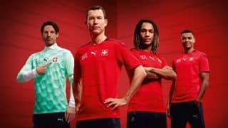 Les maillots de la Suisse pour l'Euro 2020 présentés par PUMA