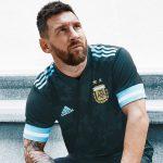 L'Argentine et adidas dévoilent les maillots pour la Copa America 2020