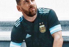Image de l'article L'Argentine et adidas dévoilent les maillots pour la Copa America 2020