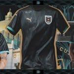 L'Autriche lance ses nouveaux maillots Puma pour l'Euro 2020