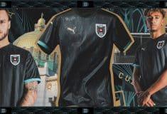 Image de l'article L'Autriche lance ses nouveaux maillots Puma pour l'Euro 2020