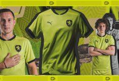 Image de l'article La République Tchèque et Puma présentent les maillots de l'Euro 2020