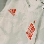 adidas présente les maillots de l'Espagne pour l'Euro 2020