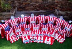 Image de l'article Quand l'Atletico Madrid changeait seize fois de sponsor en une saison