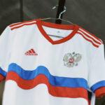 Les maillots de la Russie pour l'Euro 2020 présentés par adidas