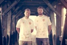 Image de l'article Le FC Nuremberg lance un maillot spécial pour les fêtes de Noël