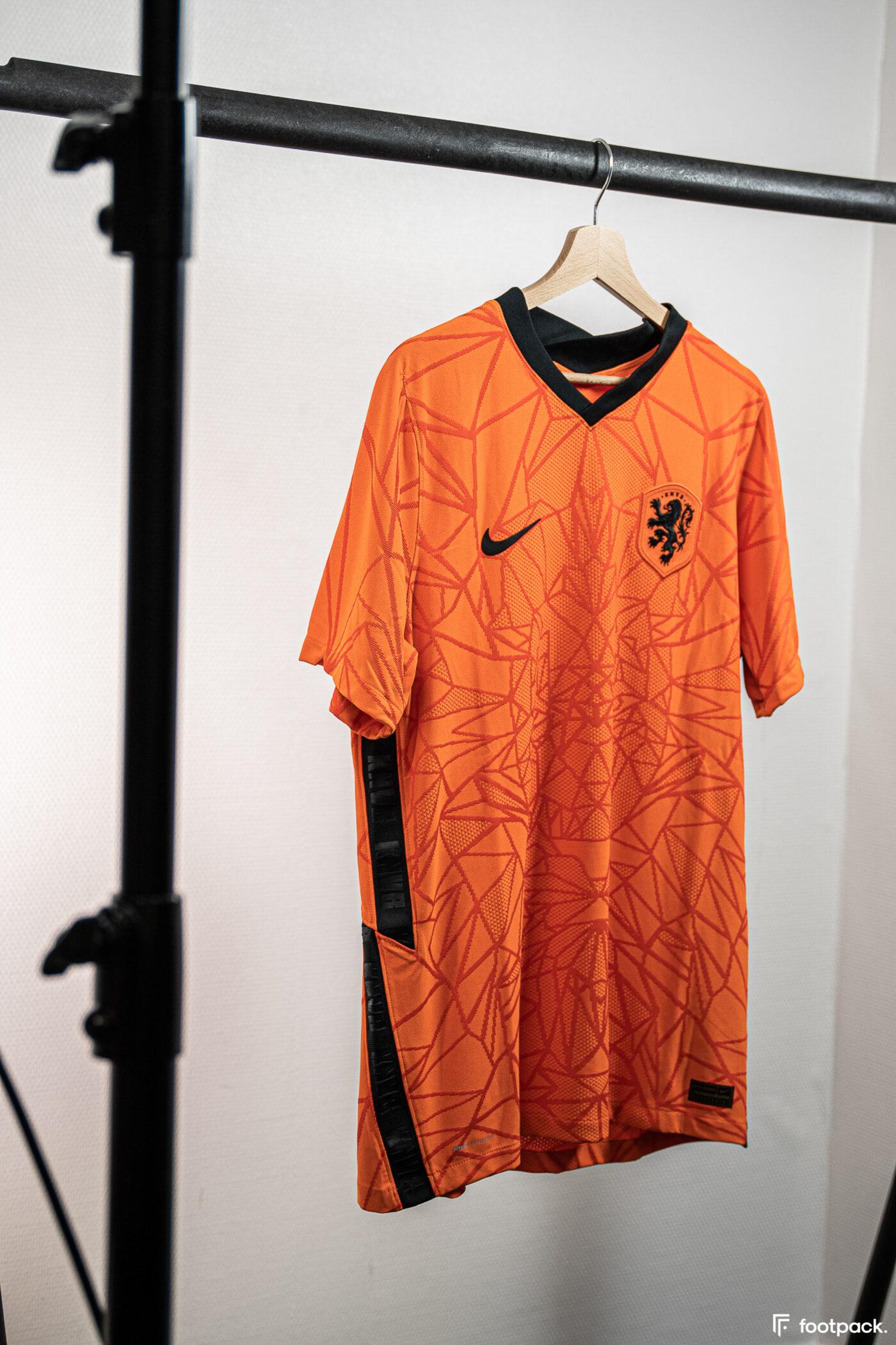 Maillot Pays-Bas Euro 2020 Nike