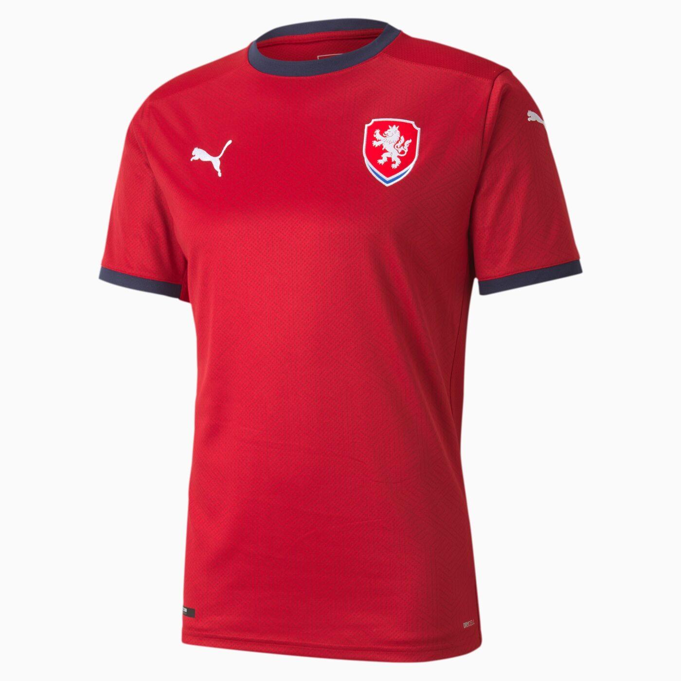 Maillot domicile République Tchèque Euro 2020 PUMA