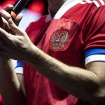 La Russie présente ses maillots adidas pour l'Euro 2020