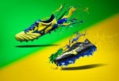 Image de l'article Mizuno lance le pack Brazilian Spirit