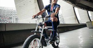 Image de l'article Le PSG dévoile une collaboration avec SUPER73… une marque de vélo