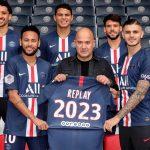 Le PSG annonce un nouveau partenariat avec la marque de jean Replay