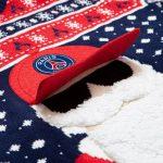 Les plus beaux «pulls moches de Noël» aux couleurs des clubs de foot