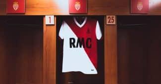 Image de l'article L'AS Monaco réédite son maillot mythique des années 80