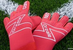 Image de l'article Test – Gants Orzale Sport Neo Red Contact Grip