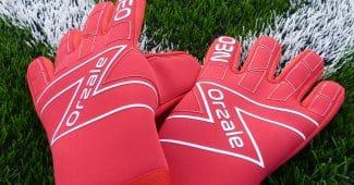 Image de l'article Test – Gants Orzale Sport Neo Red Contact Grip