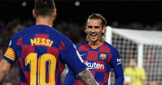Image de l'article Messi aperçu avec une paire de  crampons Puma