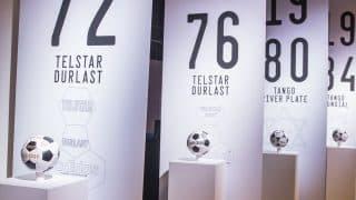 Tous les ballons adidas de l'Euro depuis 1960 – Retrospective