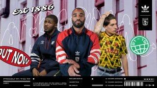 Image de l'article L'iconique maillot d'Arsenal est de retour grâce à adidas