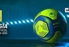 Image de l'article uhlsport lance un nouveau ballon de la Ligue 1 pour les matchs retours