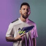 adidas dévoile une Nemeziz spéciale pour Lionel Messi