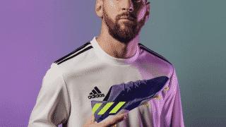Image de l'article adidas dévoile une Nemeziz spéciale pour Lionel Messi