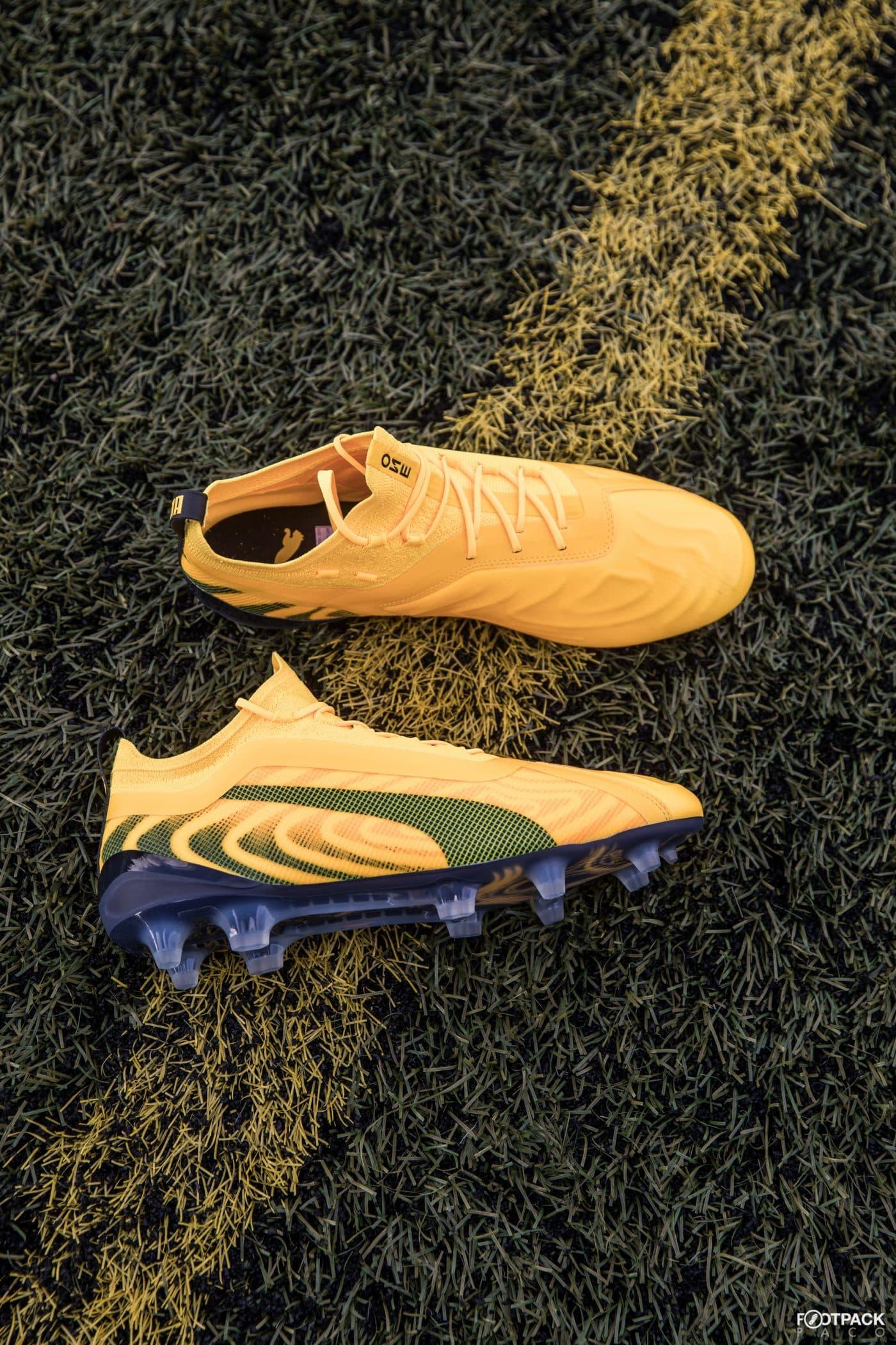 chaussure foot puma one