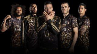 Image de l'article Le Real Madrid dévoile un maillot spécial avec EA Sports