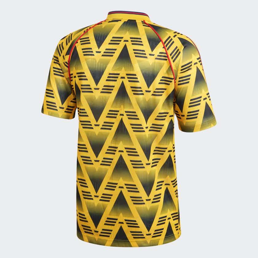 maillot-arsenal-banane-ecrasee-bruised-banana-1991-1993-adidas-1