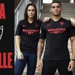 Le FC Séville lance un maillot «Black Edition» en quantité limitée