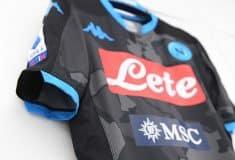 Image de l'article Les maillots du Napoli toujours réalisés par Kappa ? Le club dément!