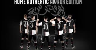 Image de l'article Un maillot spécial pour la Juventus Turin face à la Lazio