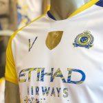 Le club saoudien d'Al-Nassr dévoile un surprenant maillot third