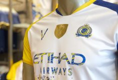 Image de l'article Le club saoudien d'Al-Nassr dévoile un surprenant maillot third