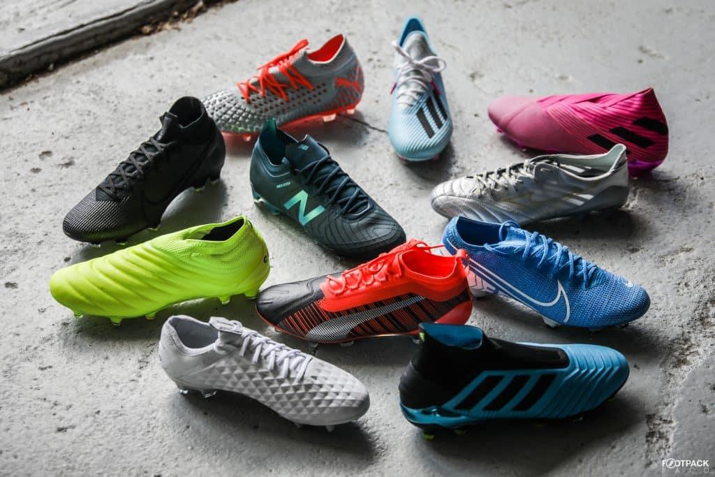Quelles seront les nouvelles chaussures de foot pour 2020 ?