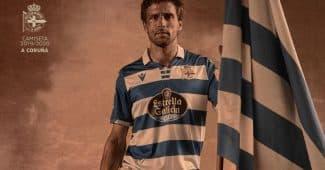 Image de l'article La Liga autorise le Deportivo la Corogne à changer son maillot domicile en pleine saison!
