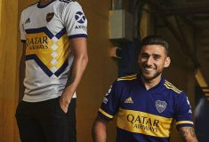 Image de l'article Boca Juniors, un titre de champion et deux équipementiers différents