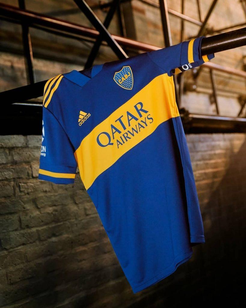adidas présente les maillots 2020 de Boca Juniors