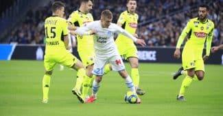 Image de l'article Un nouveau maillot jaune fluo pour Angers SCO …