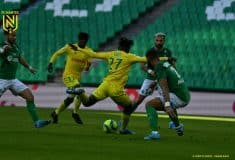 Image de l'article Le FC Nantes joue avec son maillot d'entrainement face à Saint-Etienne!