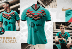 Image de l'article Nike dévoile le nouveau maillot third de Club América